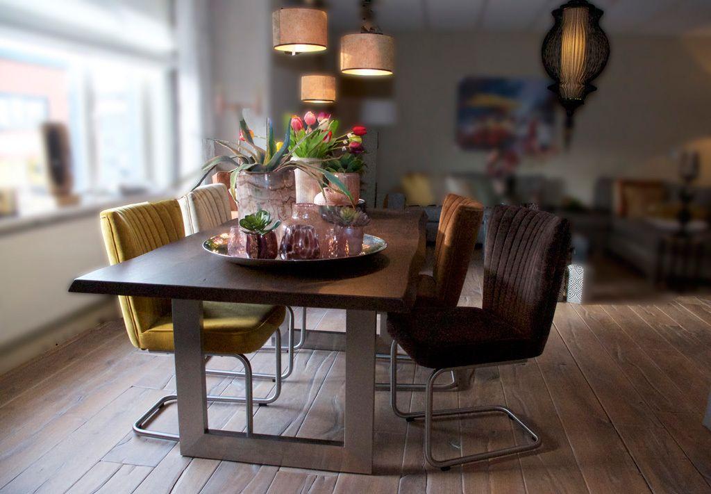 Eetkamer tafel Organov | De La Madeleine